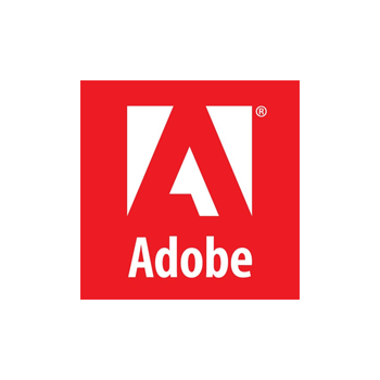 Adobe colour logo
