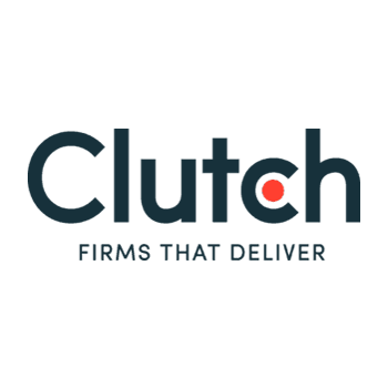 Clutch colour logo