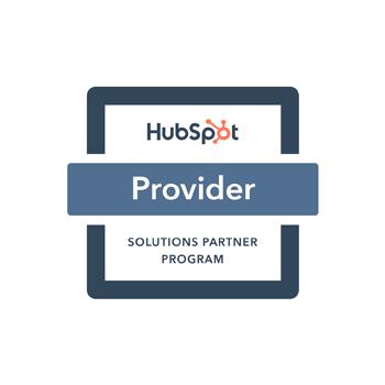 Hubspot colour logo
